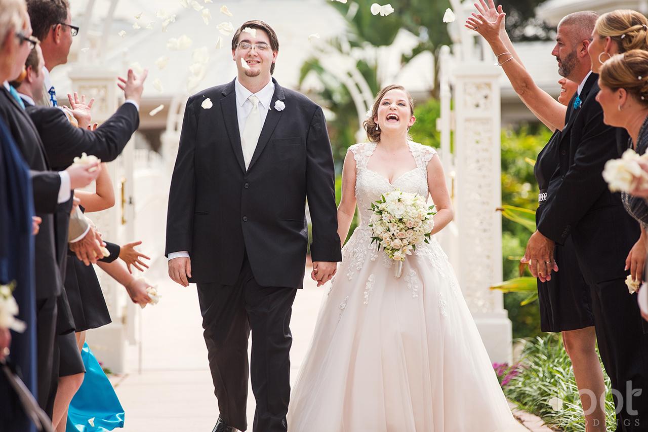 Walt Disney World Grand Floridian Wedding 18