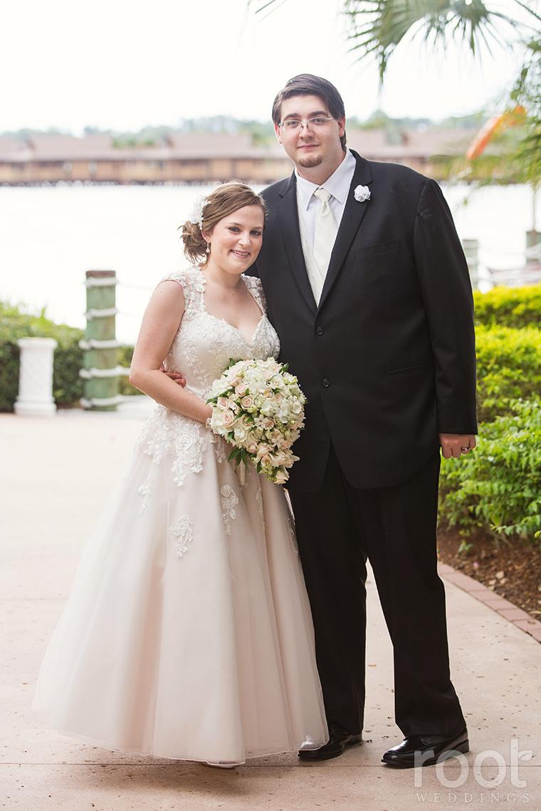 Walt Disney World Grand Floridian Wedding 20