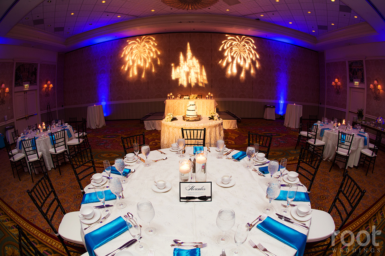 Walt Disney World Grand Floridian Wedding 26