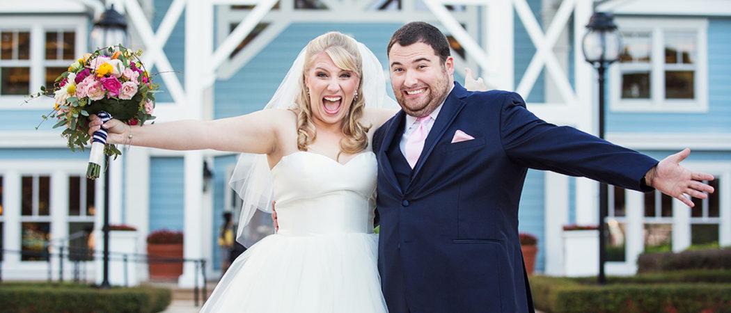 Ashley + Billy : Orlando, Florida Wedding Part I
