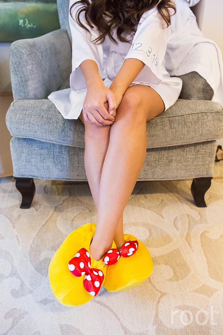 Jennifer Finnigan Feet nicole + michael : walt disney world wedding