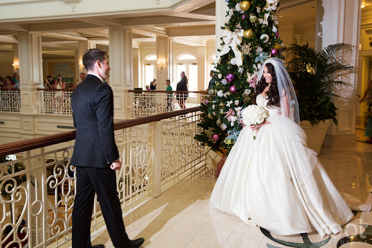 And Then My Favorite Wedding Moment Of 2016 Hened Nicole Sat On The Floor In Her Magic Gown Did You See That Bow Front Grand