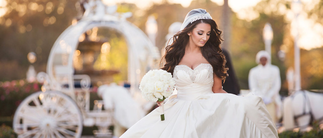 Nicole + Michael : Walt Disney World Wedding