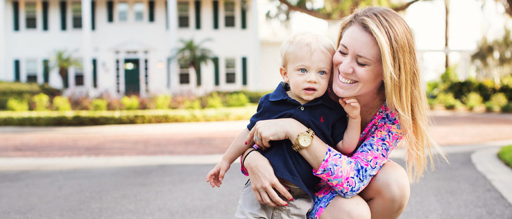 The H Family : Cypress Grove Lilly Pulitzer Family Session in Orlando, Florida