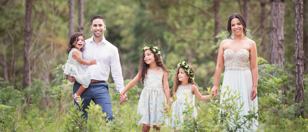 The C Family : Fairytale Family Session in Orlando, Florida