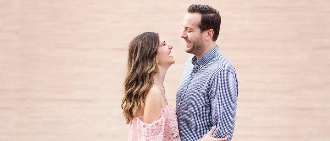 Brittany + Barrett : Favorite Orlando Engagement Session!