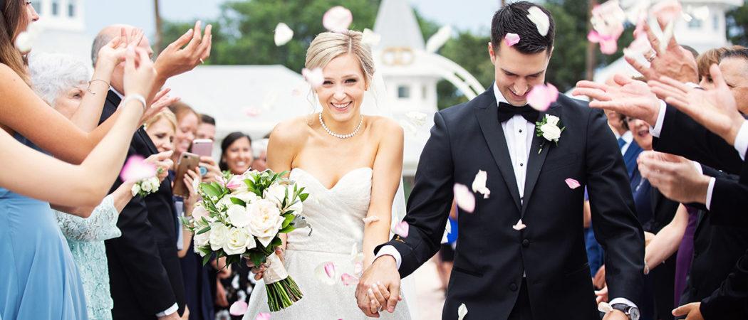 Danielle + Chris : Cinderella Wedding at Disney's Grand Floridian Resort Part I