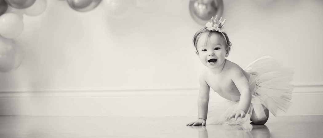Cami is ONE!