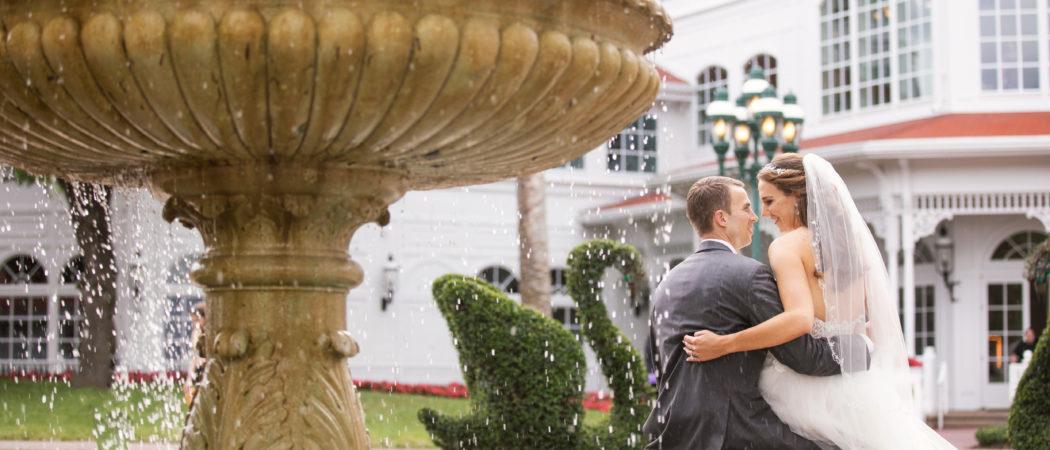 Alex + Aaron : Disney's Wedding Pavilion Ceremony and Epcot Reception