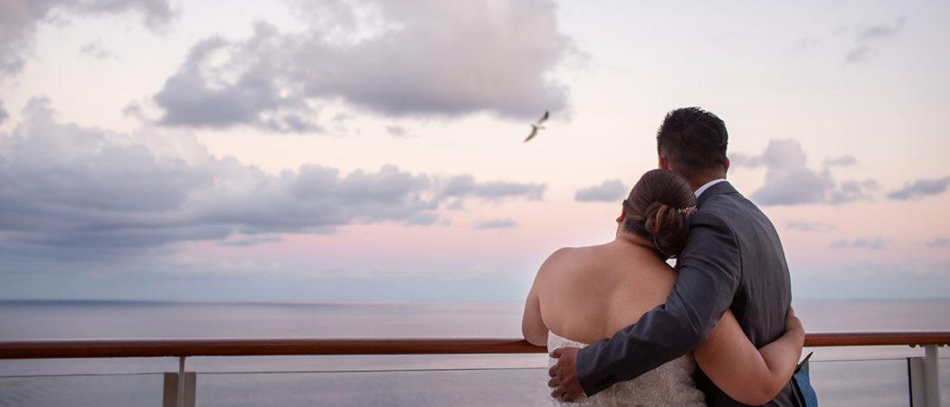 Ace + Michael : Disney Cruise Line Wedding Photographer on the Disney Dream