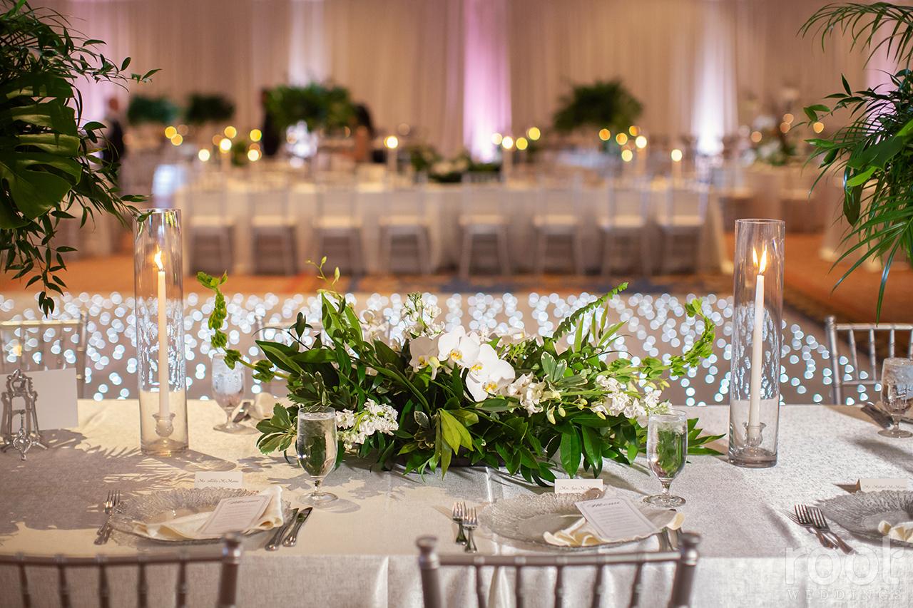 Lisa Stoner Events wedding reception at Disney's Boardwalk Inn
