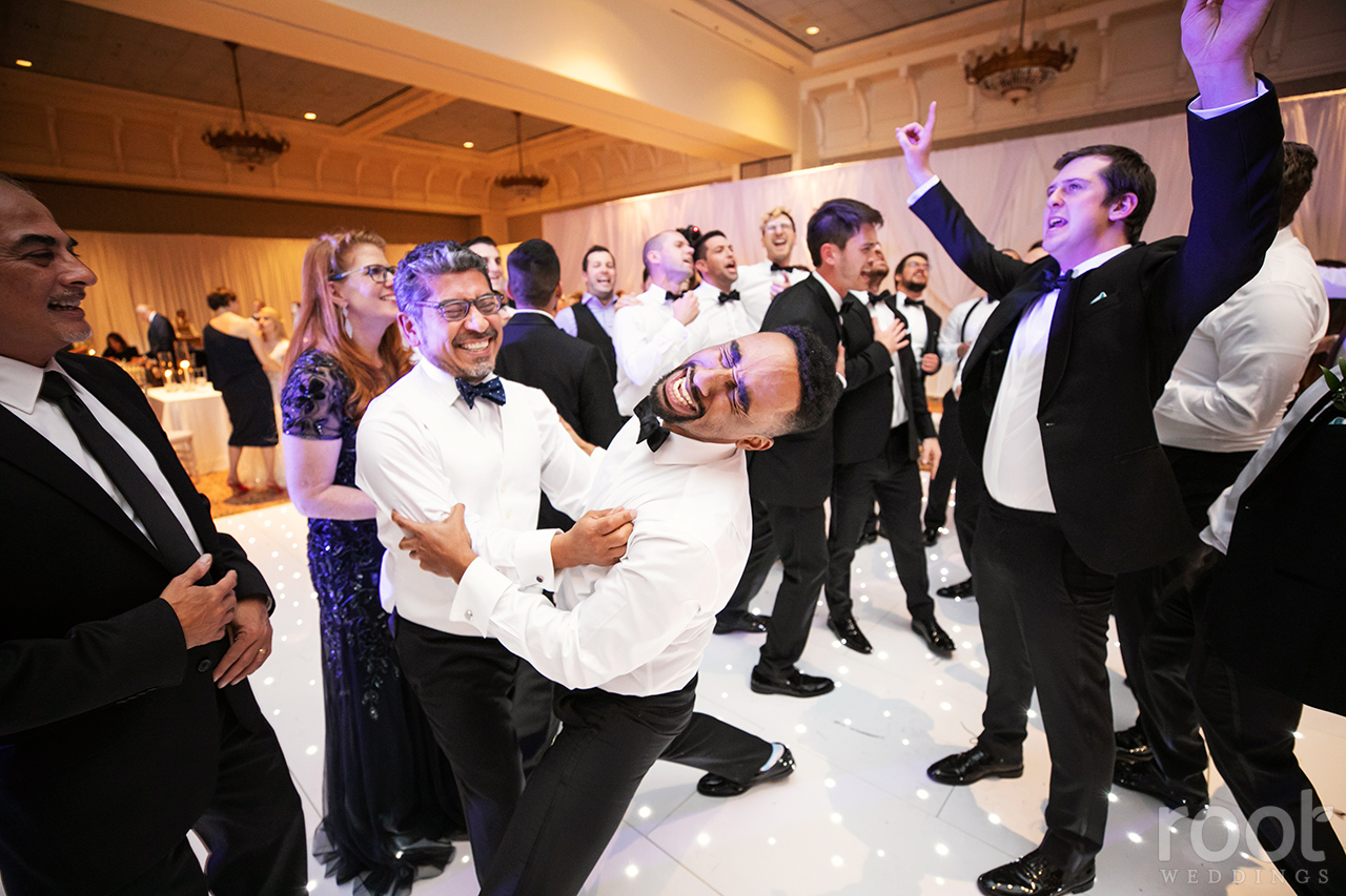 Wedding reception at Disney's Boardwalk Inn