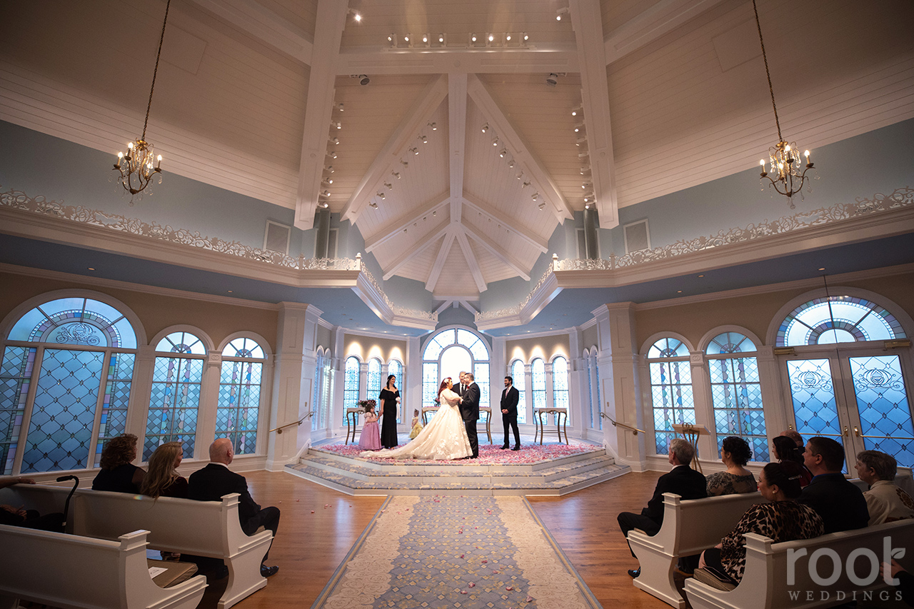 Disney's Wedding Pavilion ceremony