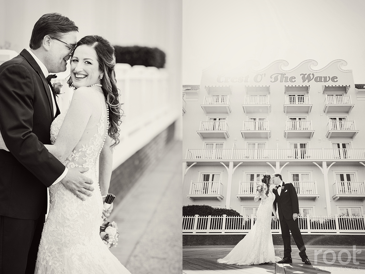 Disney Boardwalk Wedding Photos