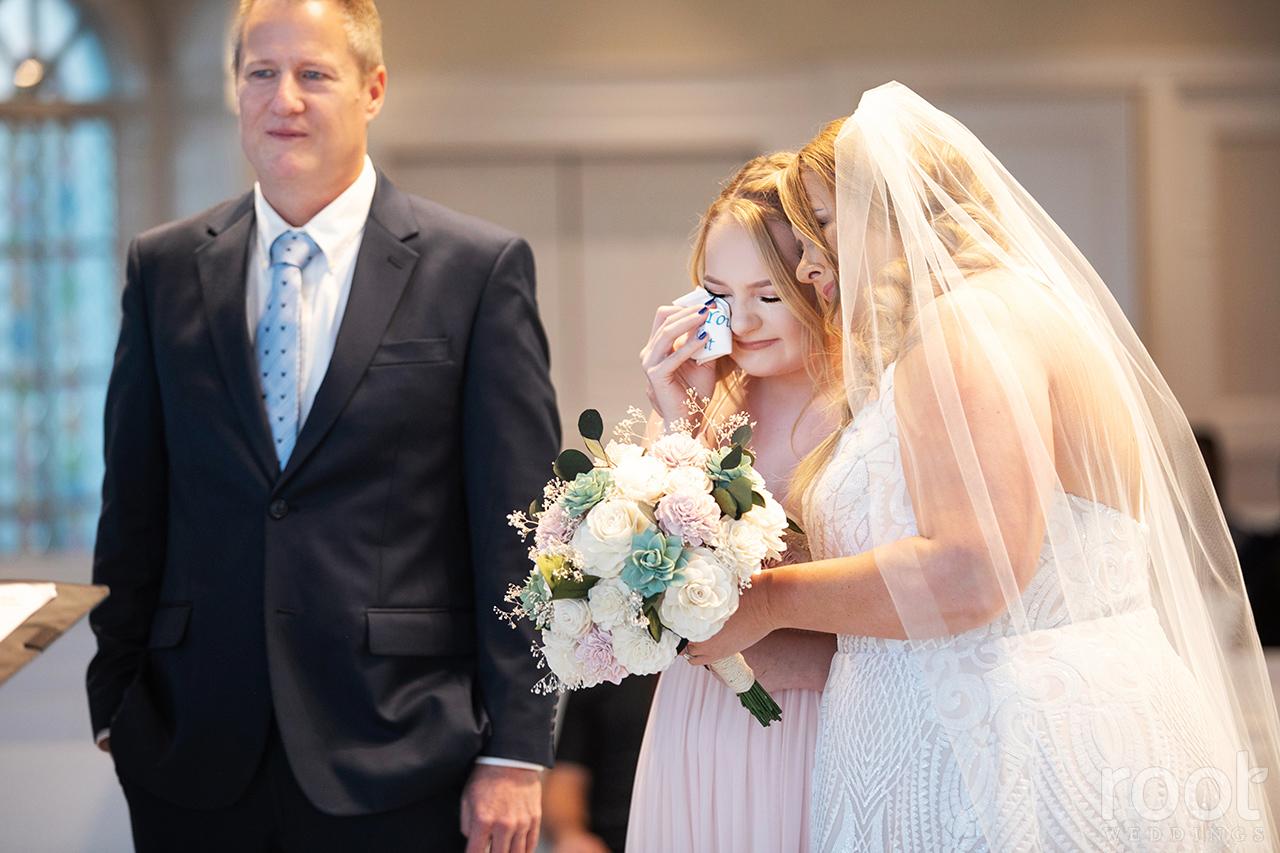 Disney Wedding Pavilion Ceremony