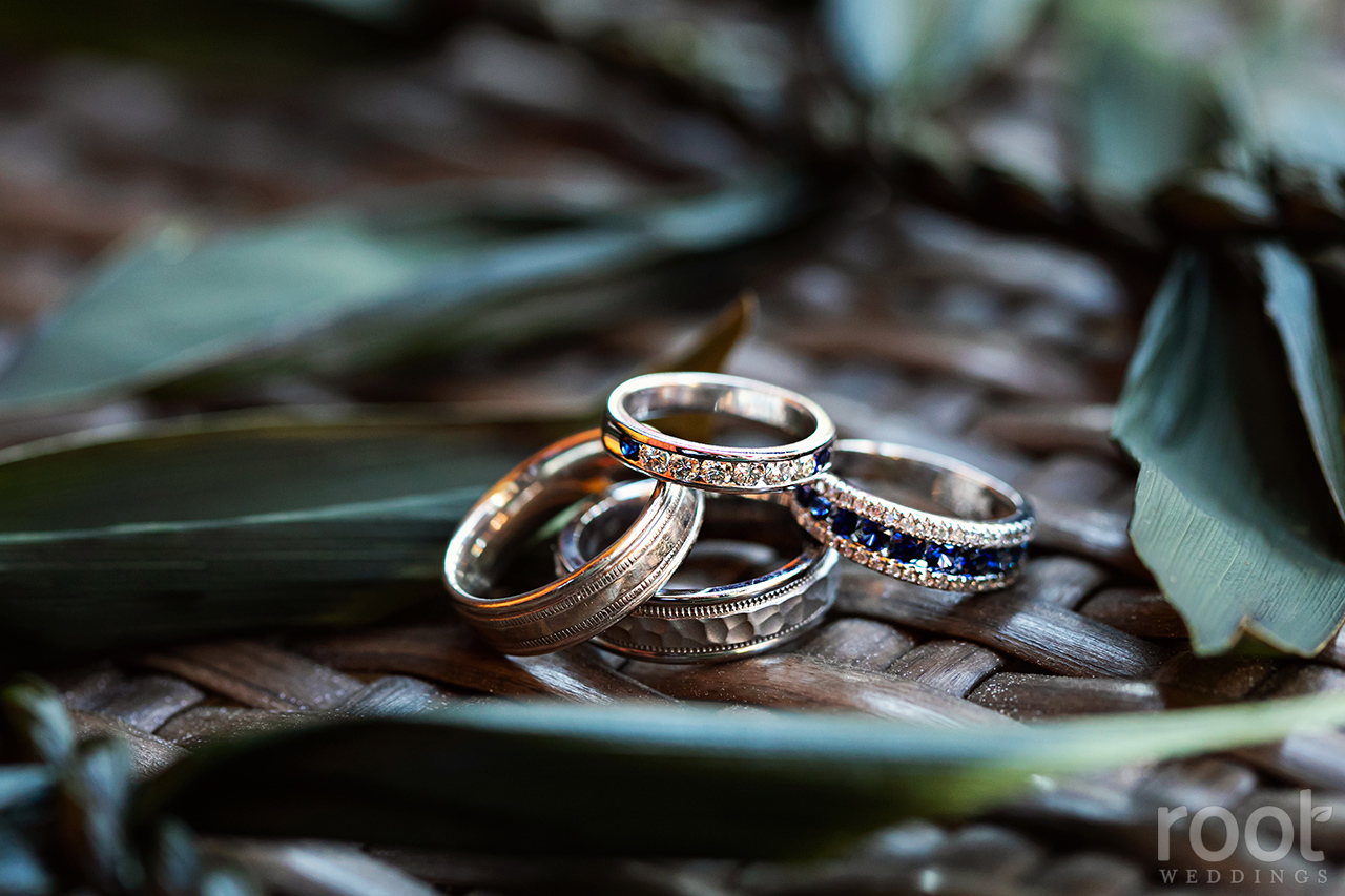 Vow renewal wedding rings