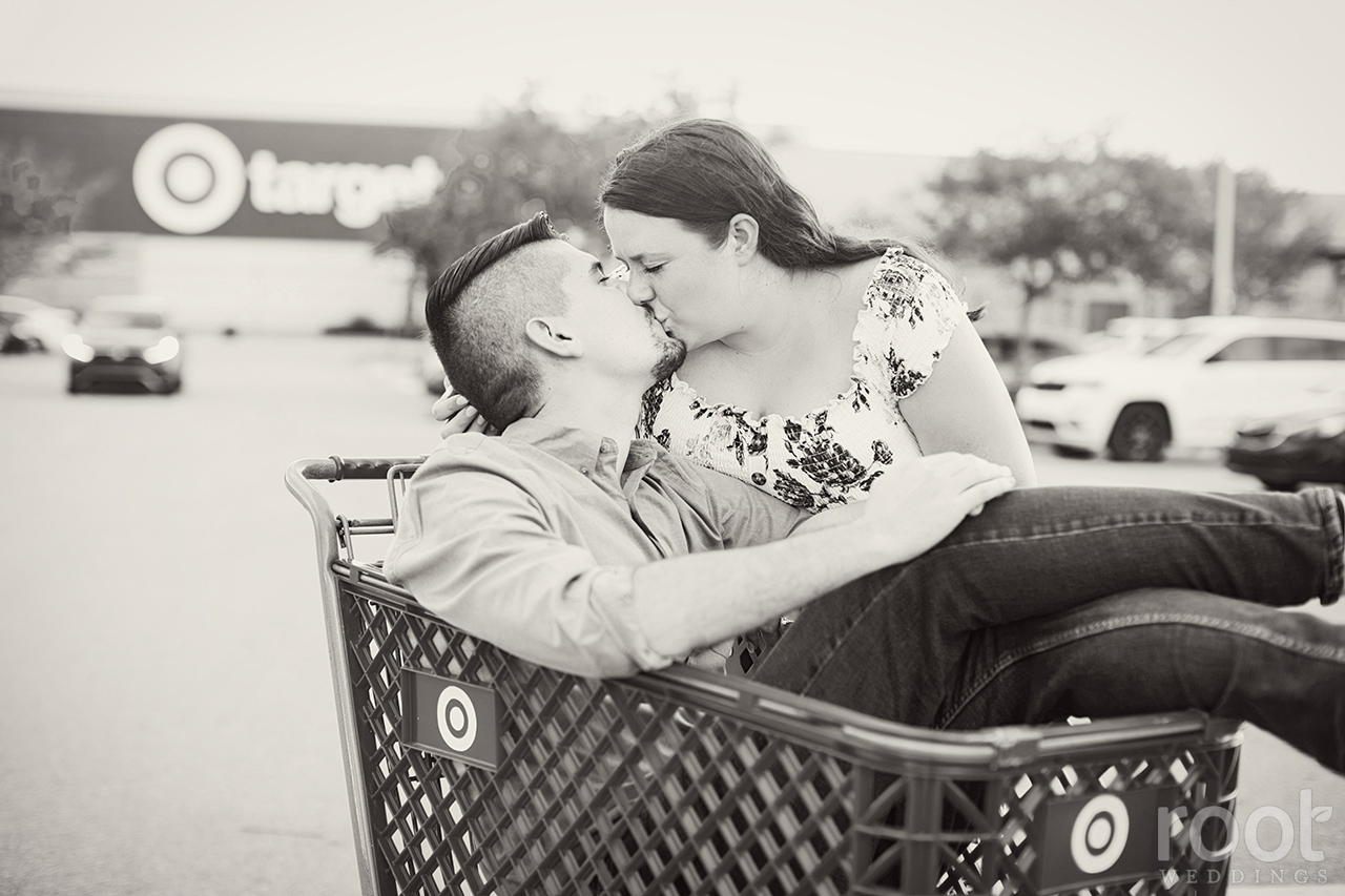 Target Engagement Session Photos